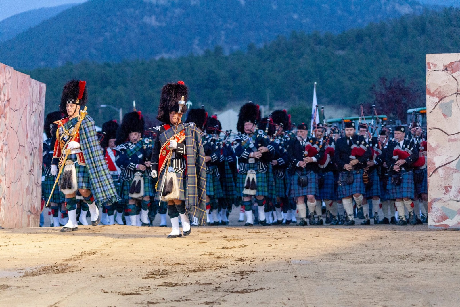Longs Peak Scottish-Irish Highland Festival, CO