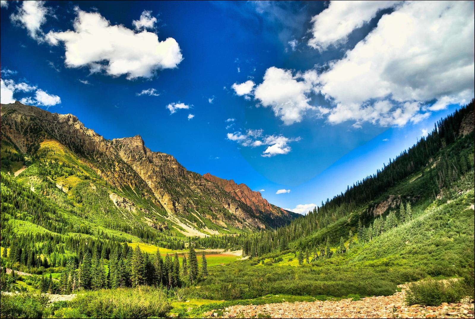 Maroon Bells-Snowmass Wilderness Area, CO