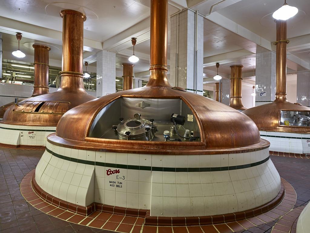 MillerCoors Brewery, CO