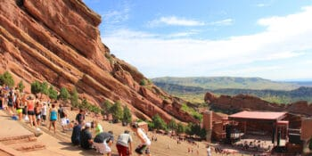 Red Rocks Amphitheater, CO