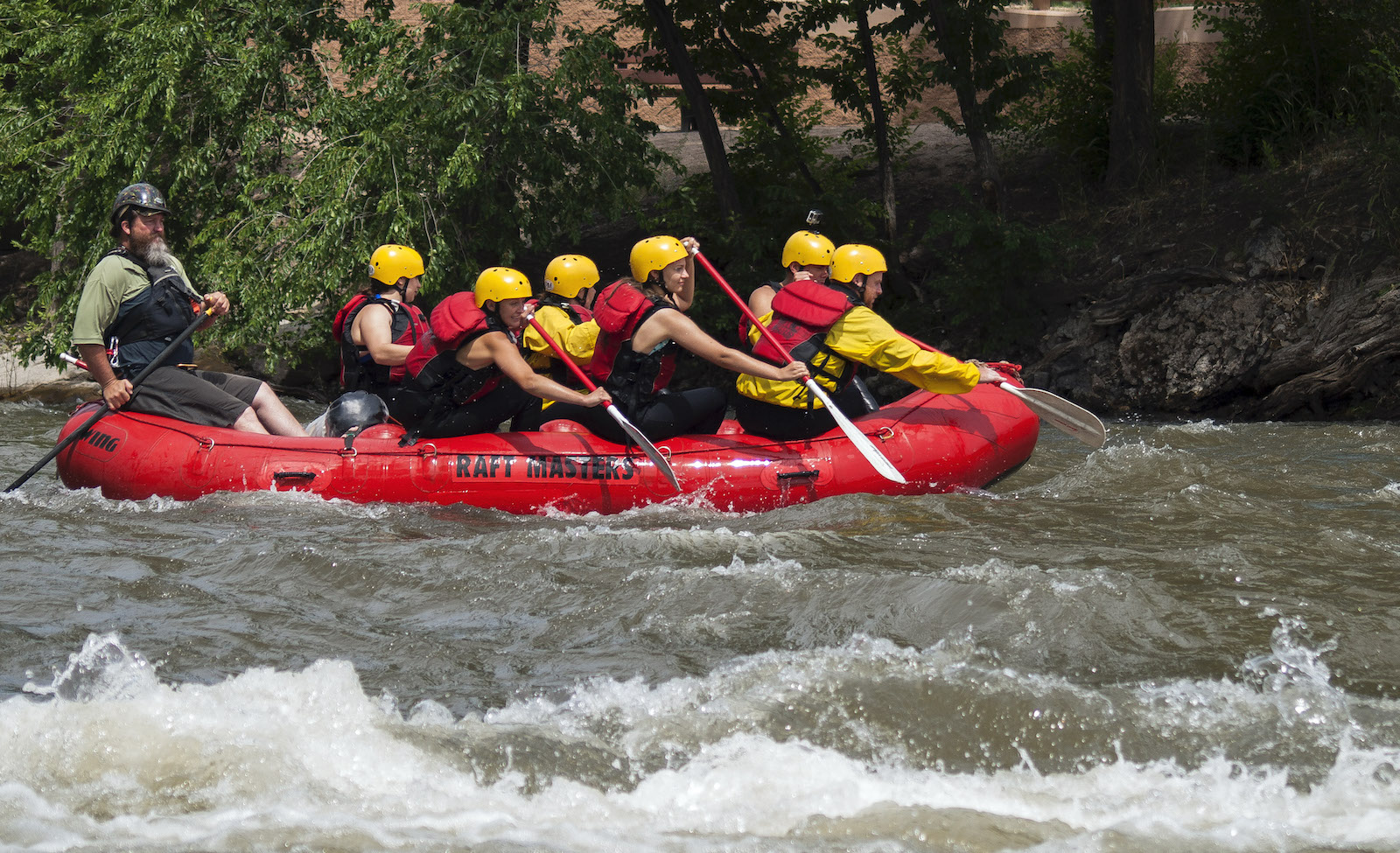 Royal Gorge Whitewater Festival, CO