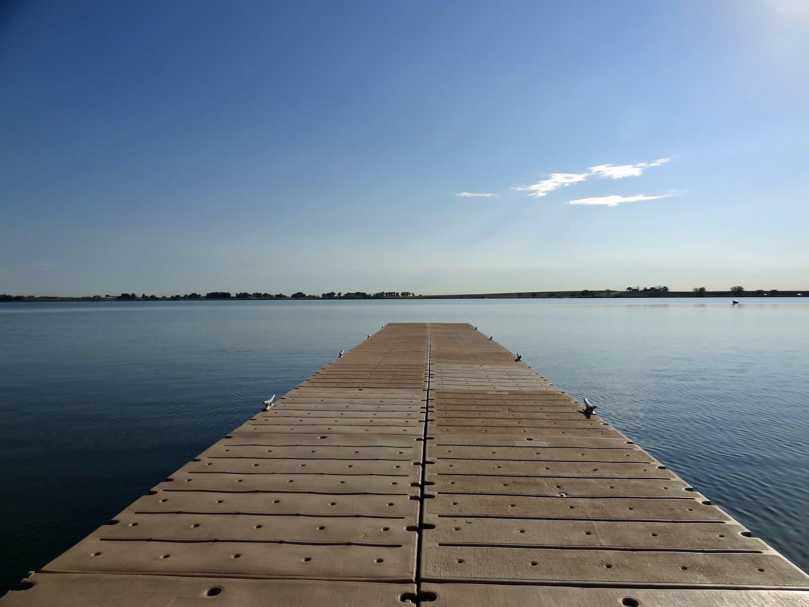 Union Reservoir, CO