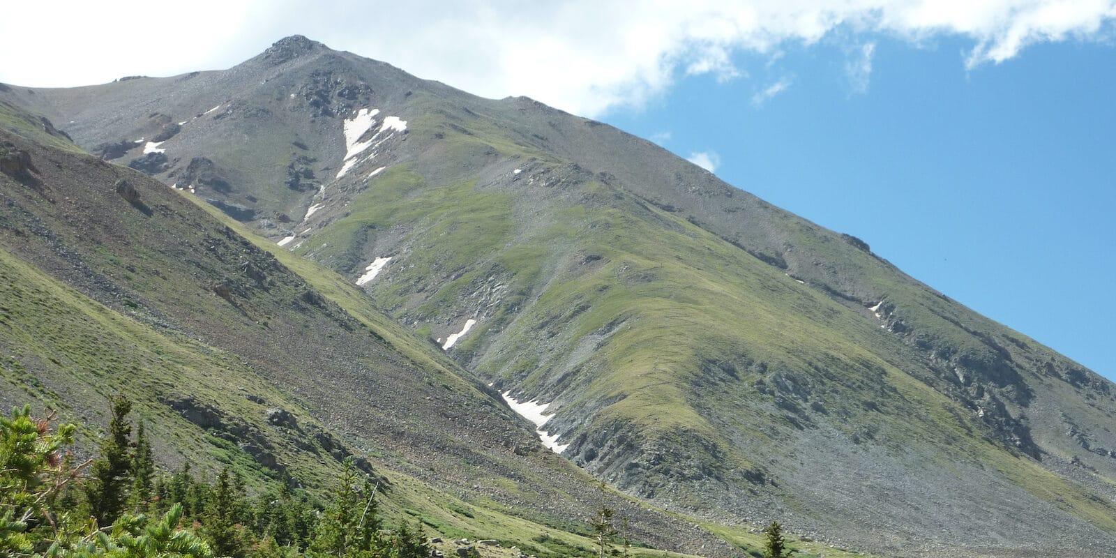 Mount Belford North Approach Colorado