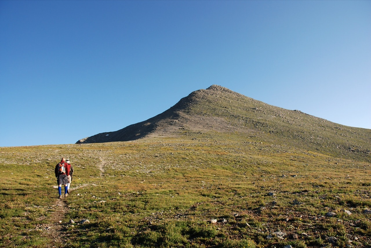 Mount Shavano Hiking Trail