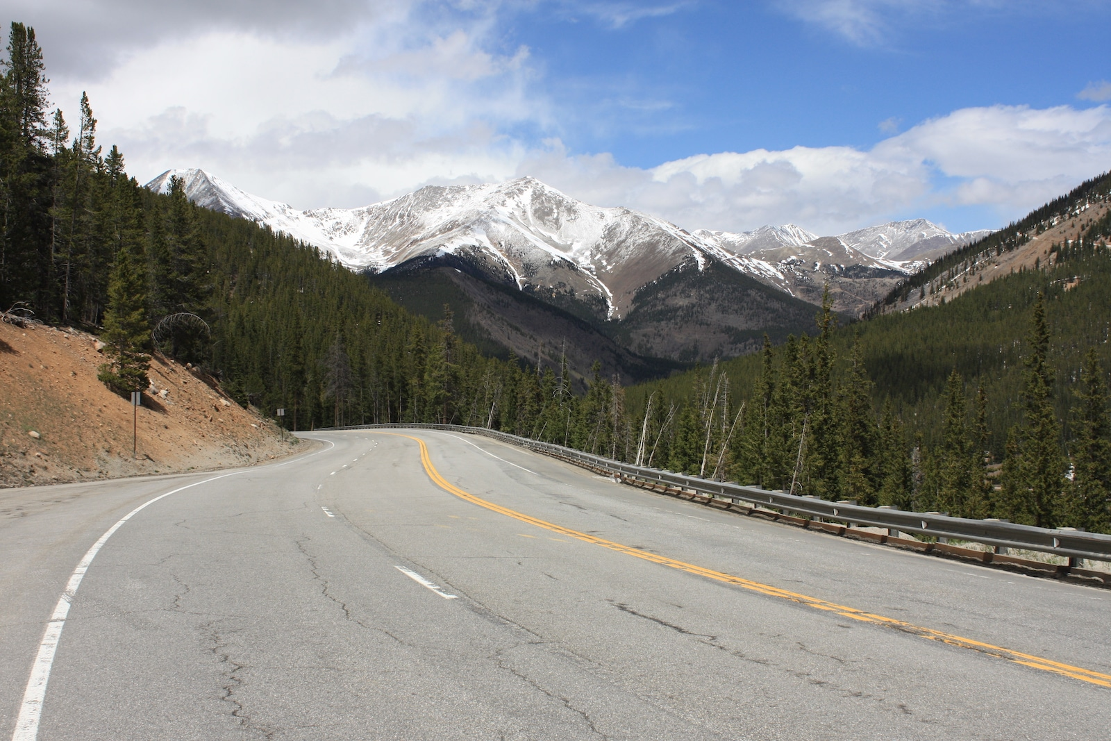 Mount Shavano and Tabeguache Peak Colorado