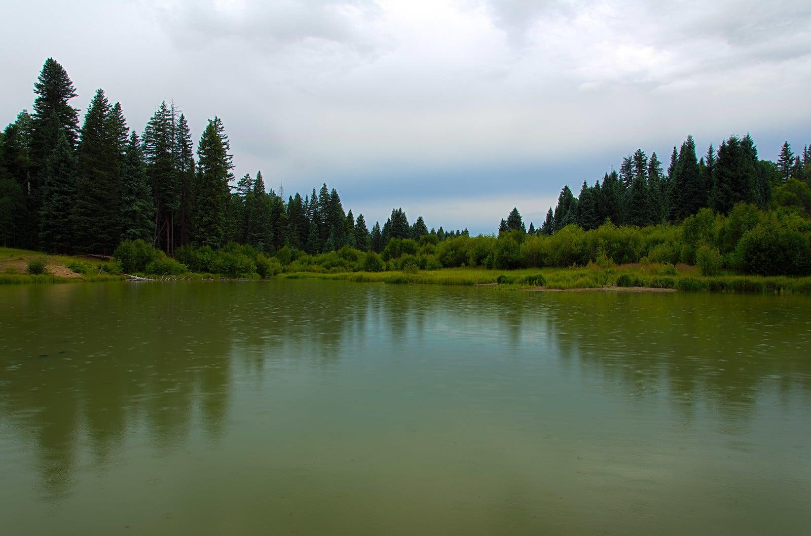 Image of Opal Lake in Pagosa, Colorado