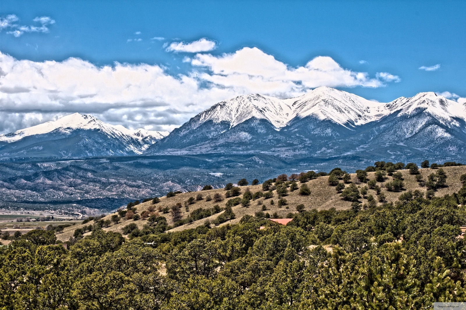 Sawatch Range 14ers Salida Colorado