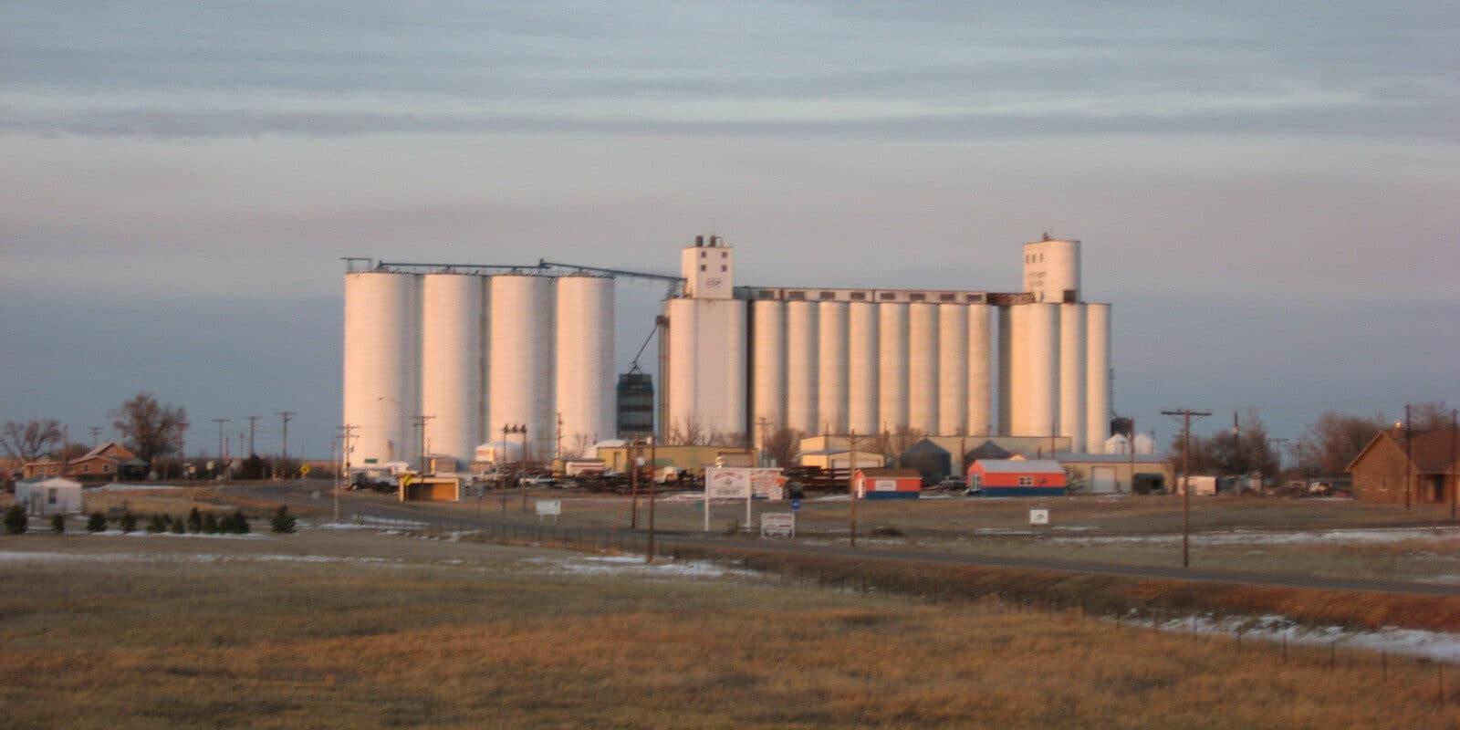 Seibert Colorado Grain Elevators