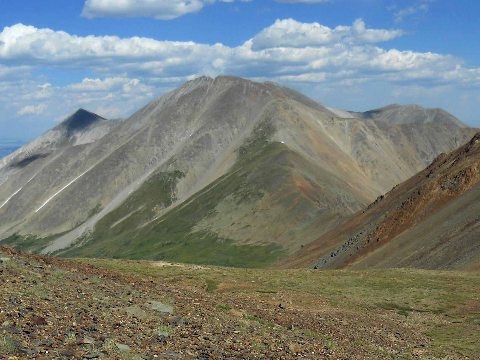 Tabeguache Peak Colorado
