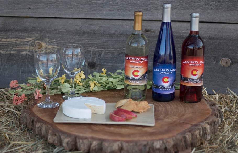 image of western skies winery