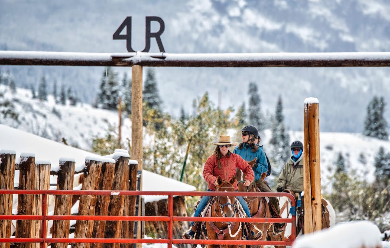 Image of the 4UR Ranch in Creede, Colorado