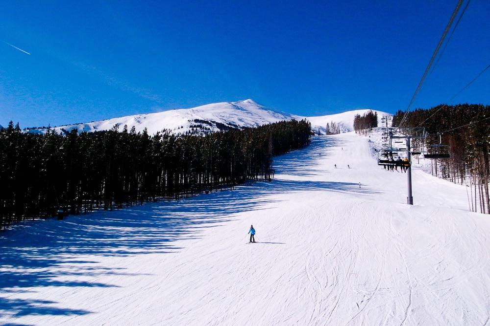 Breckenridge skiing, CO