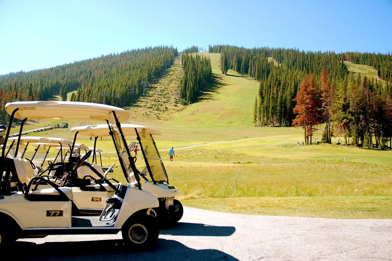 Copper Creek Golf Club, CO