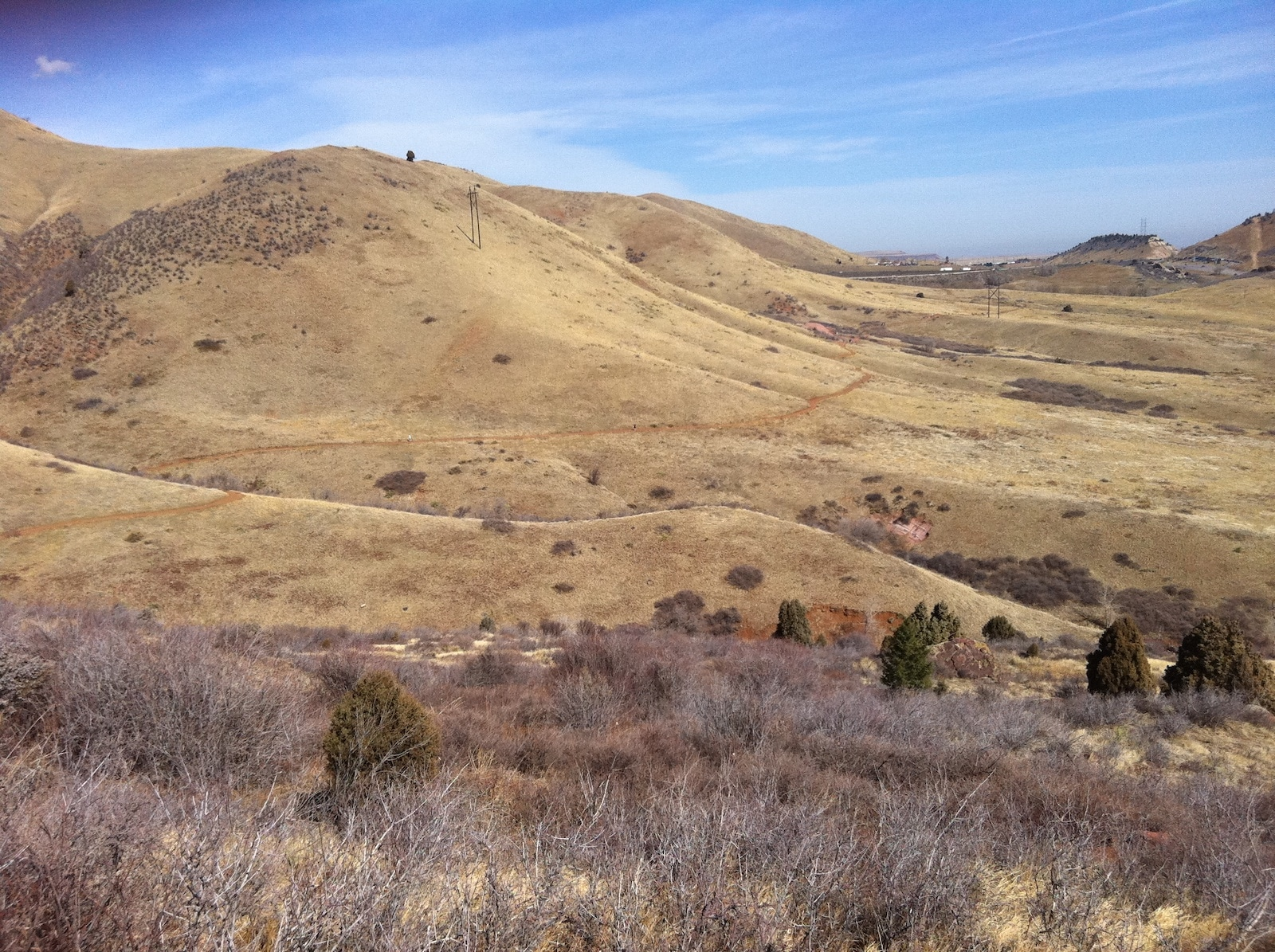 Dakota Ridge Trail, CO