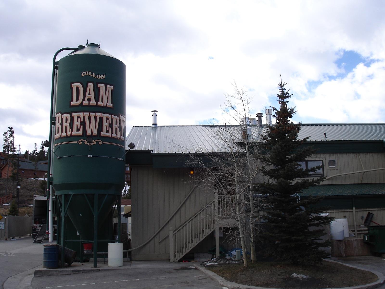 Dillon Dam Brewery, CO