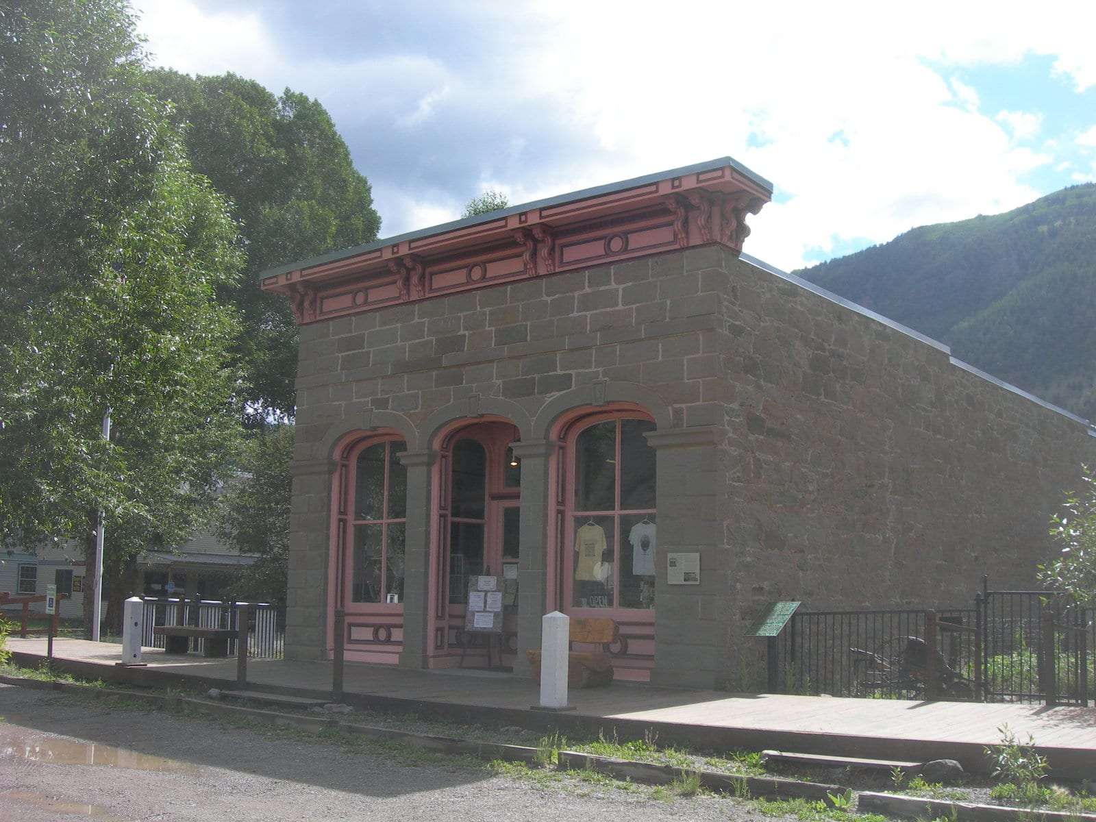 Hinsdale County Museum, CO