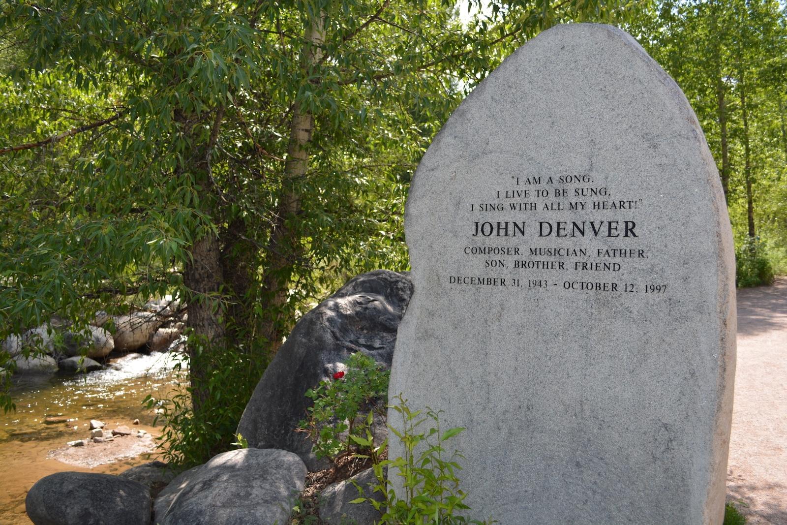 John Denver Sanctuary, CO