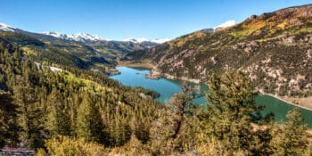 Lake San Cristobal, CO