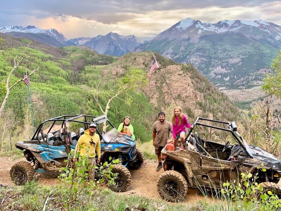 image of OHV in Lake City