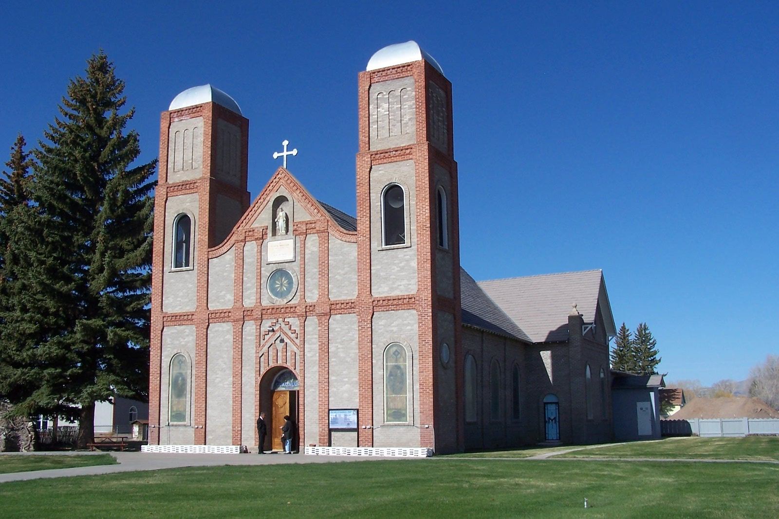 Our Lady of Guadalupe, colorado