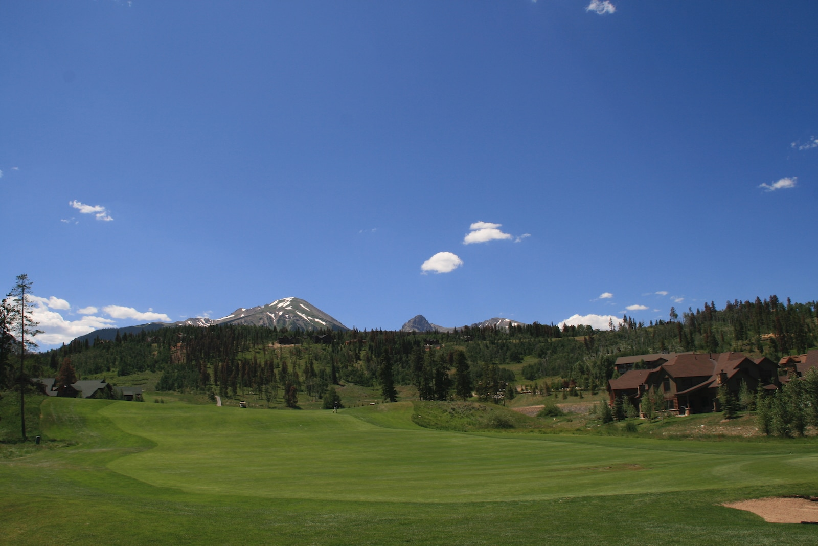 Raven at Three Peaks Golf Course, CO