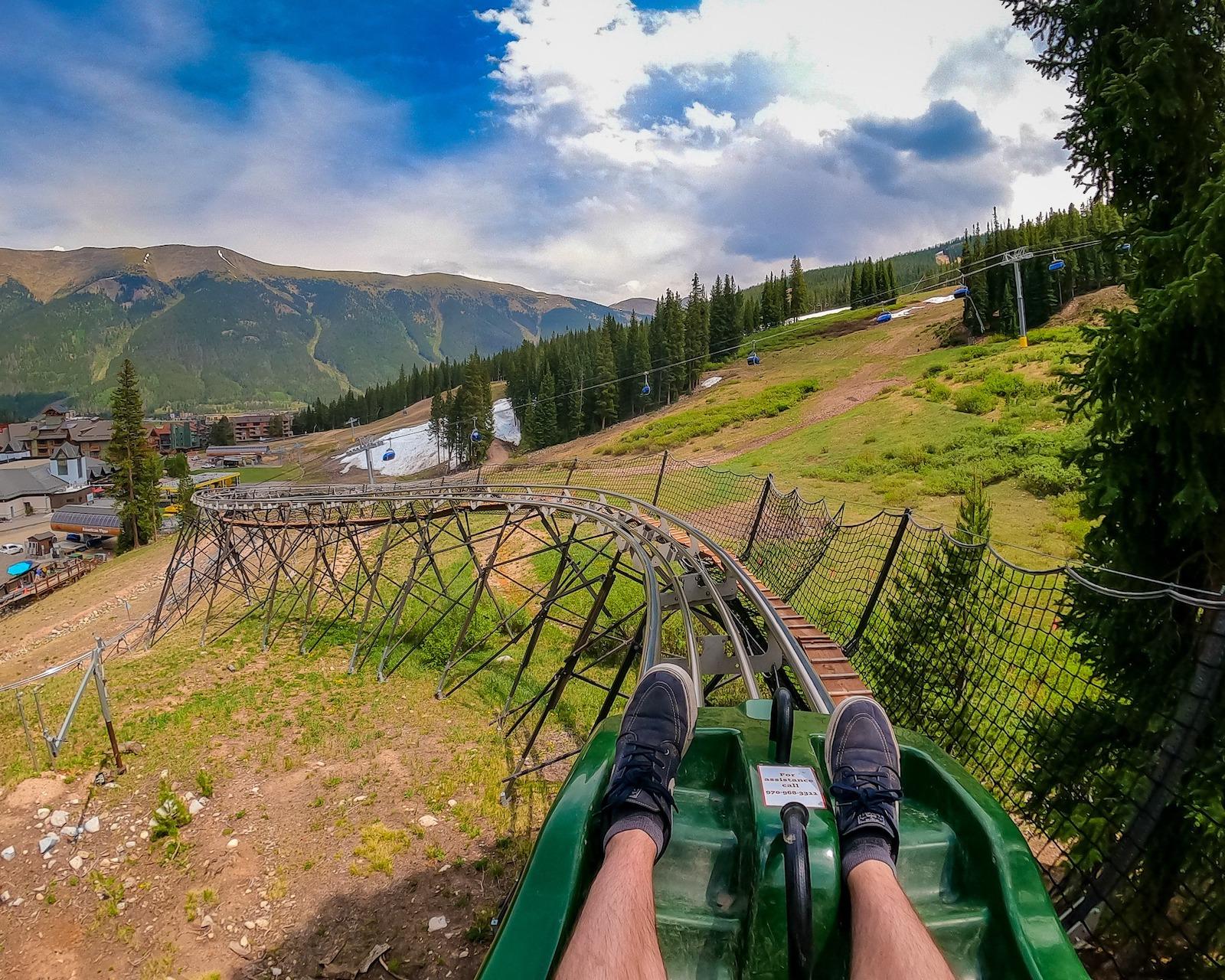 Rocky Mountain Coaster, co