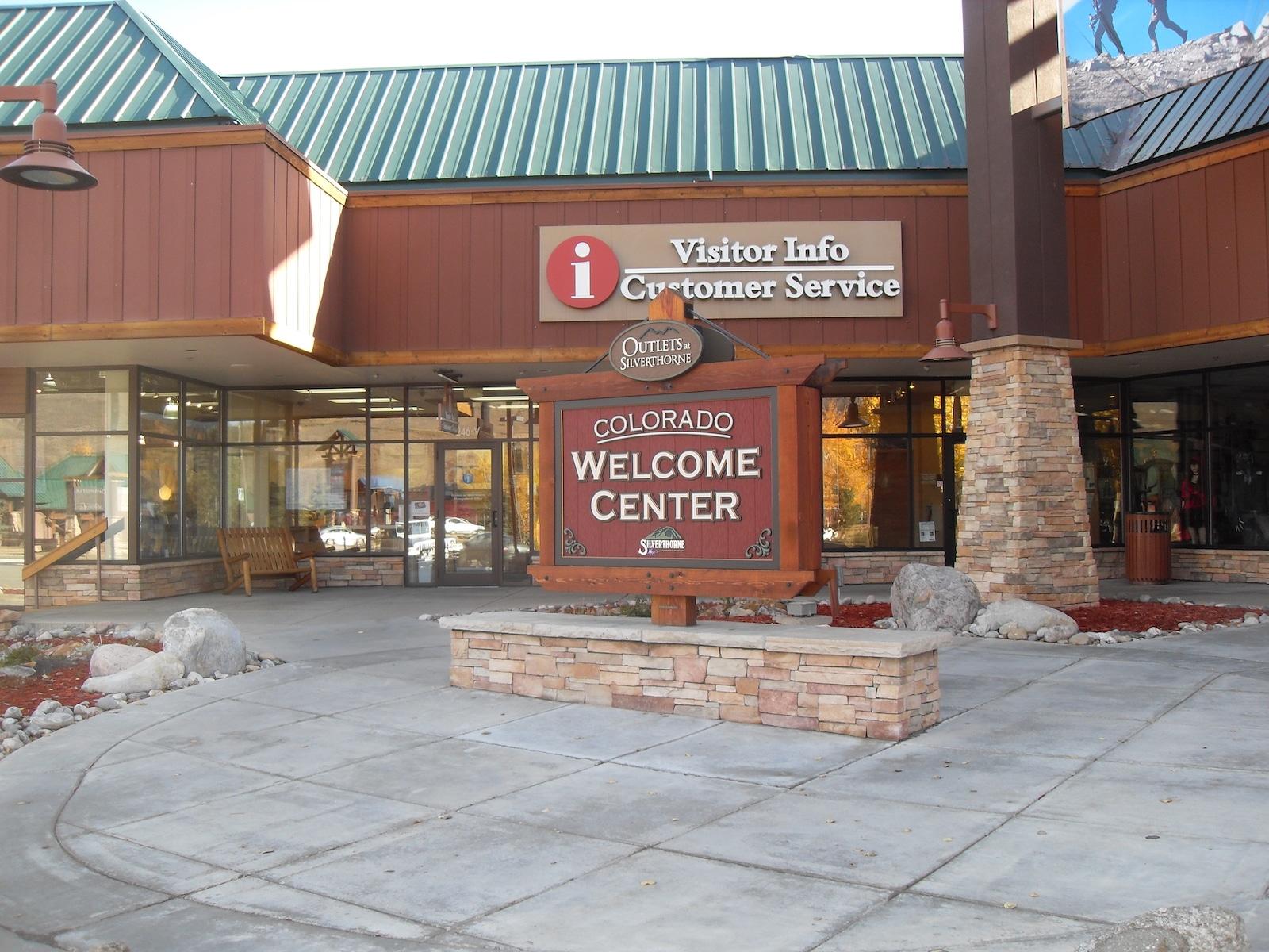 Silverthorne center, CO