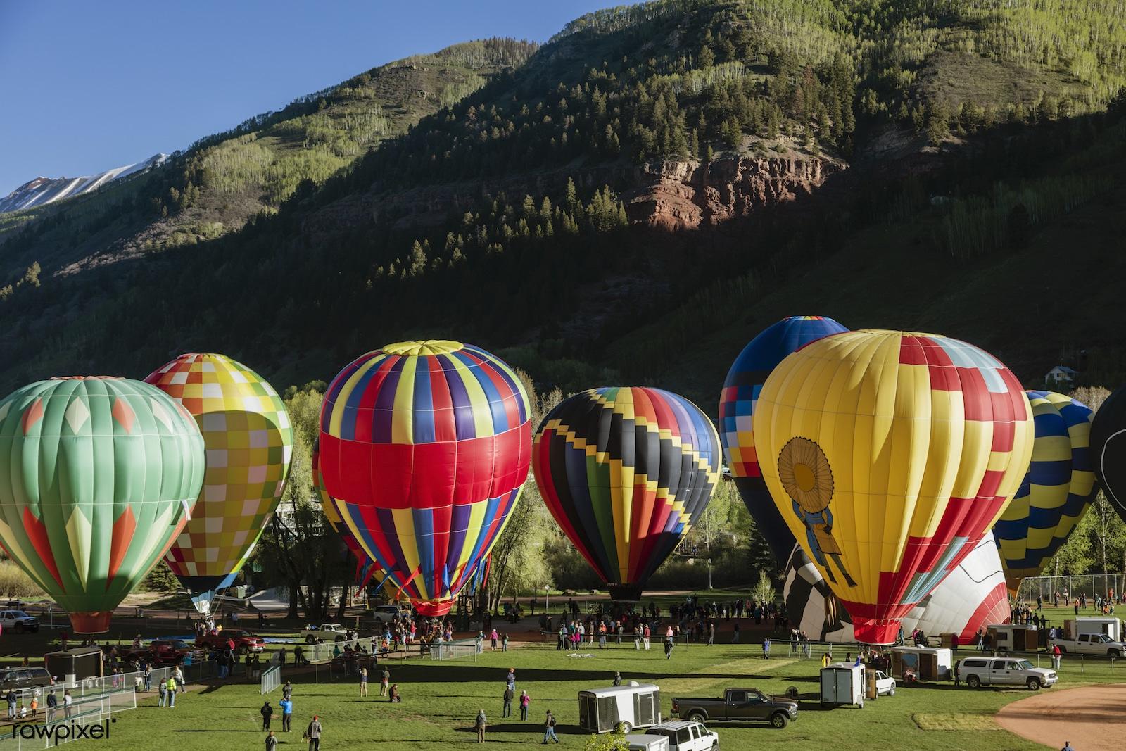 Festival Balon Telluride, CO