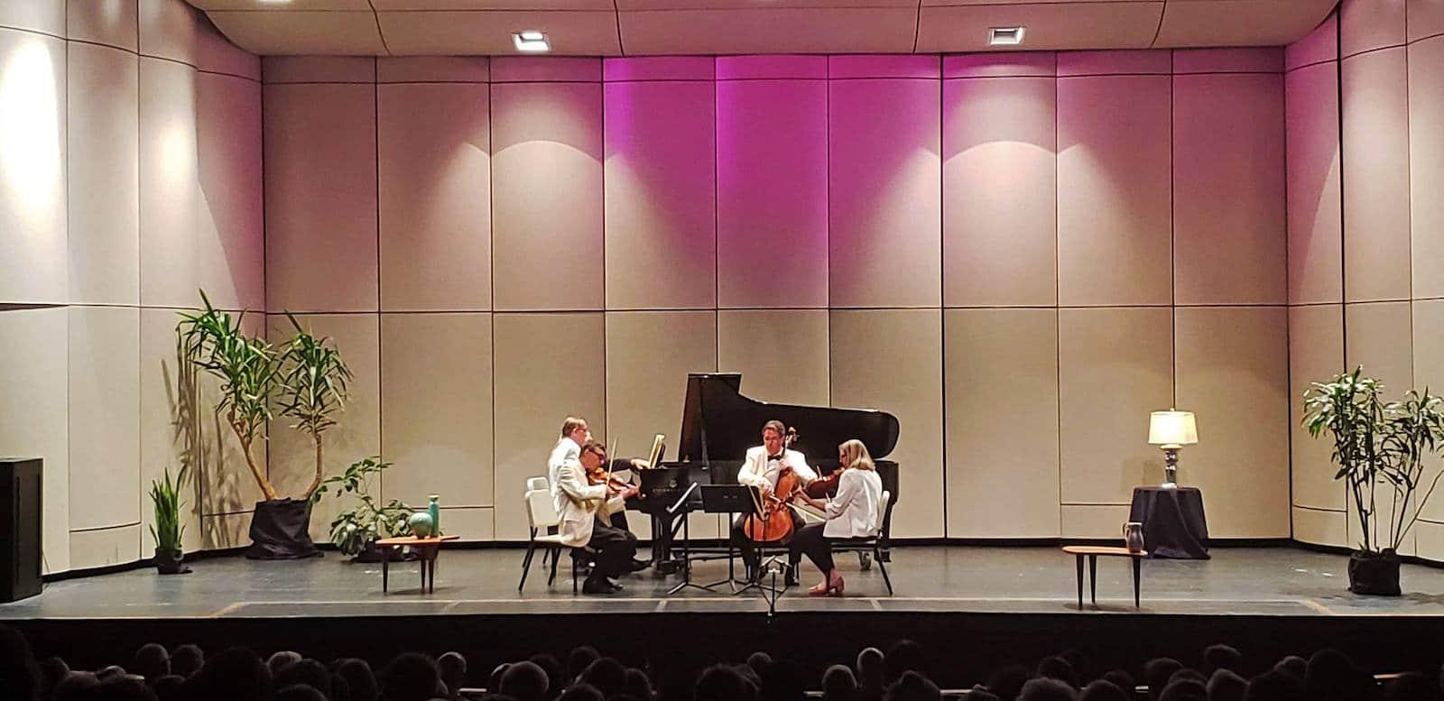 Festival Musik Kamar Telluride, CO