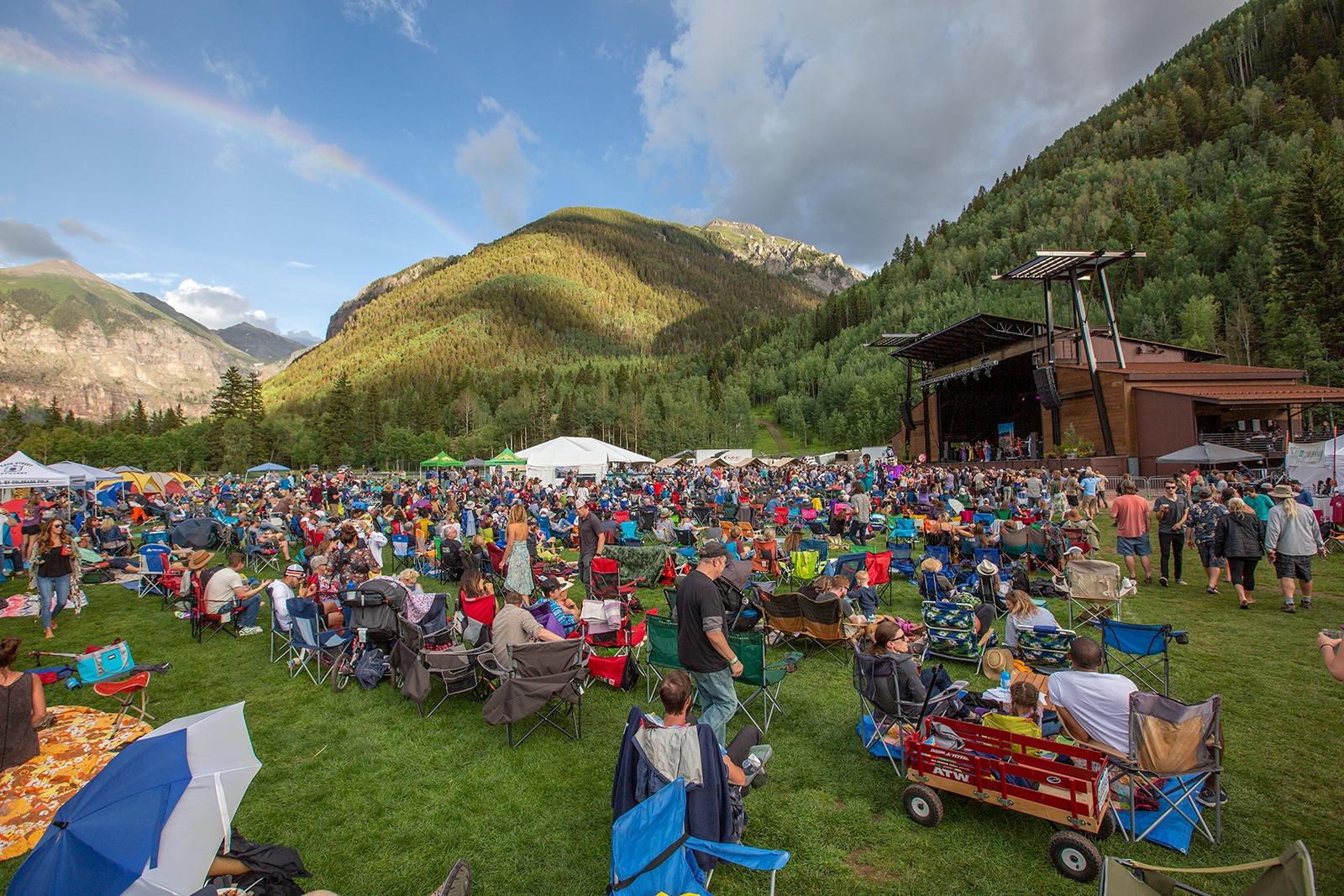Telluride Jazz Festival, CO