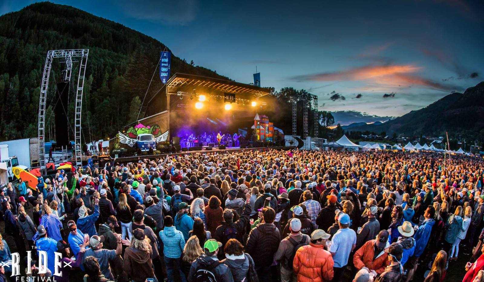 Festival Musik Ride, CO