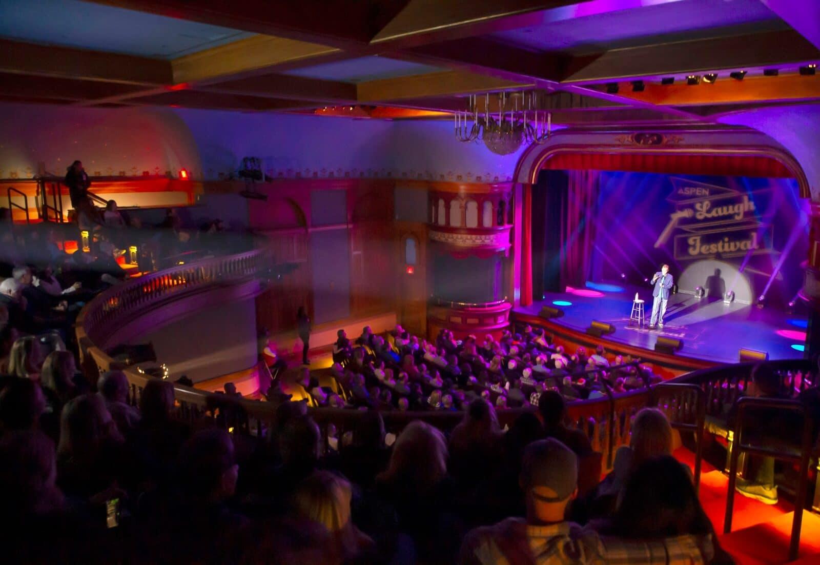 Wheeler Opera House, Aspen
