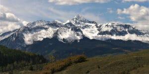 Wilson Peak, Colorado