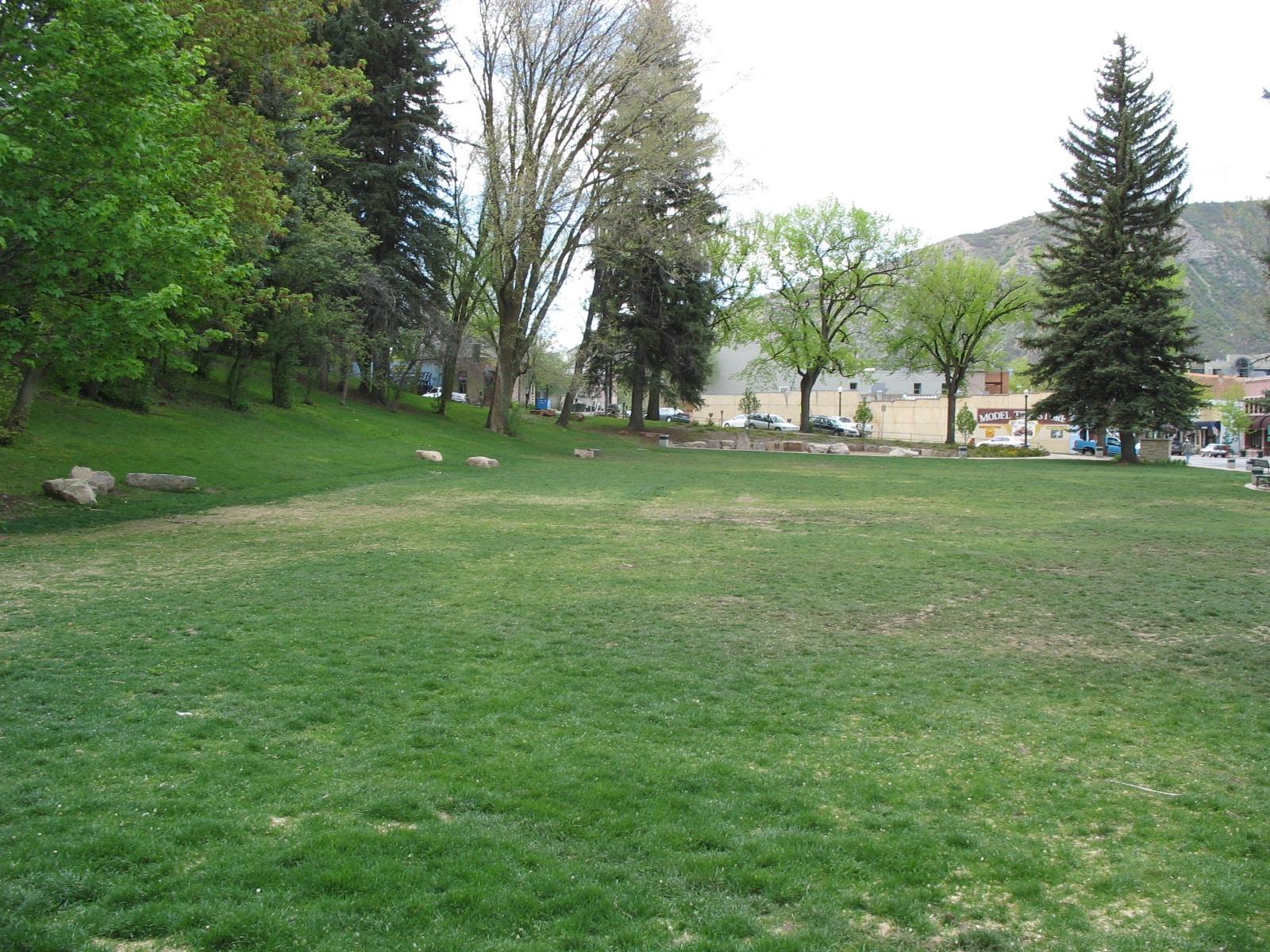 Image of Buckley Park in Durango, Colorado