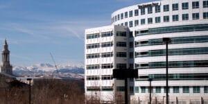 Colorado Newspapers Denver Post Building