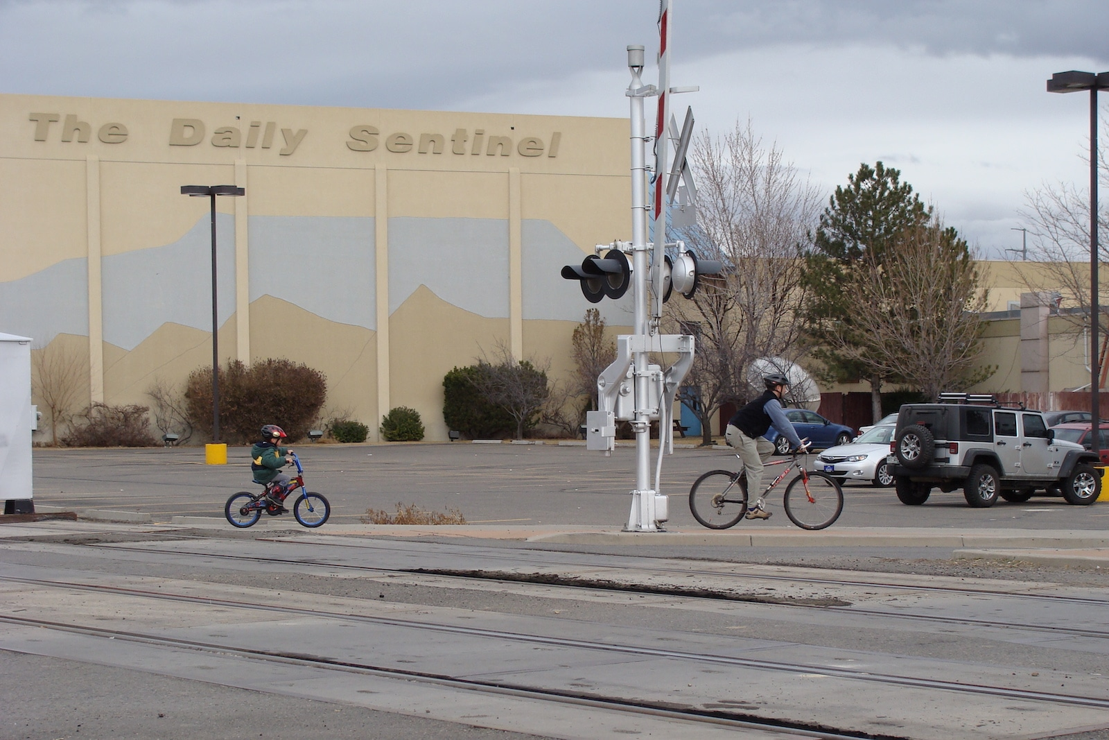 Daily Sentinel Building Grand Junction CO
