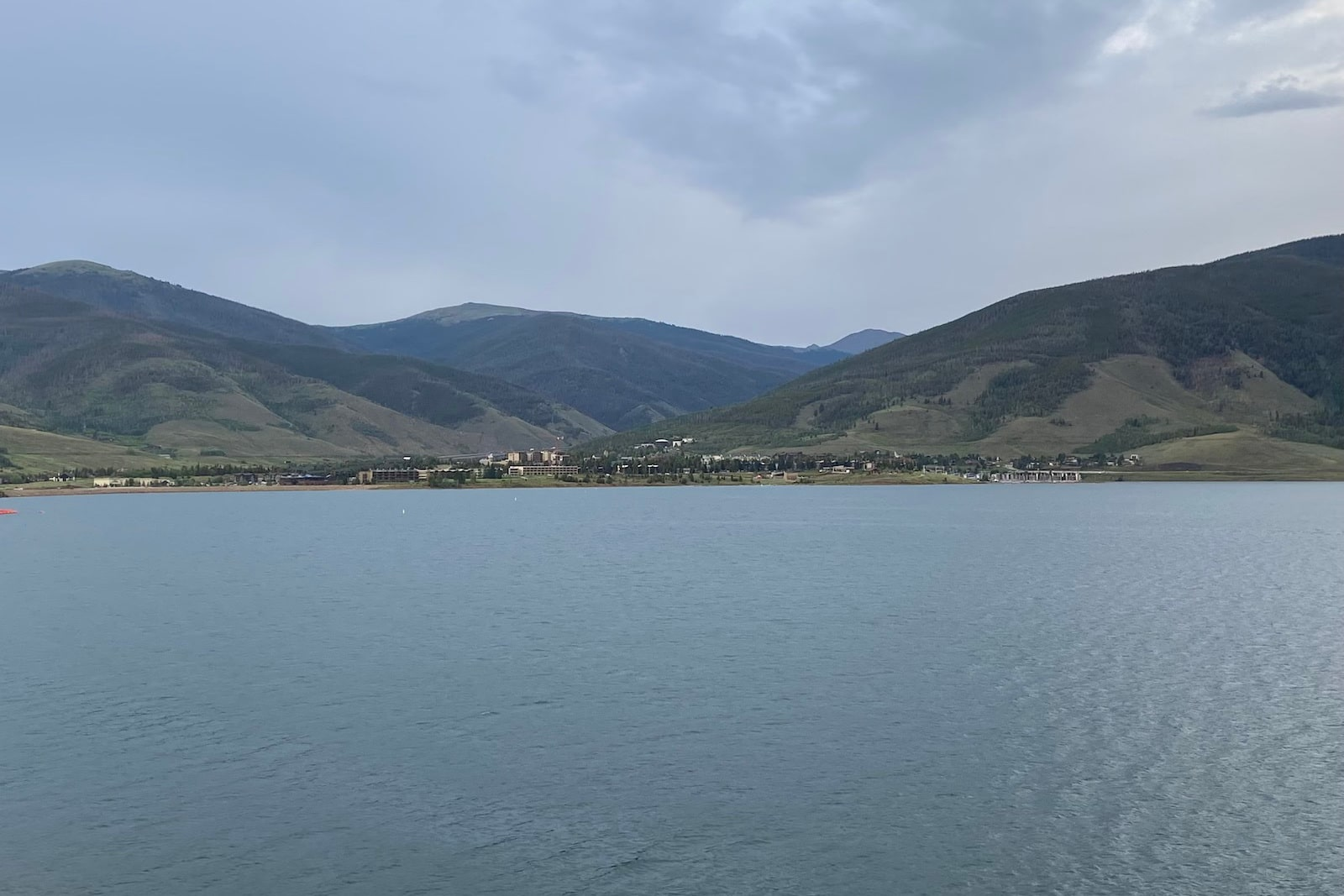 Dillon Colorado Lake
