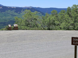 Image of the Dunckley Pass in Colorado