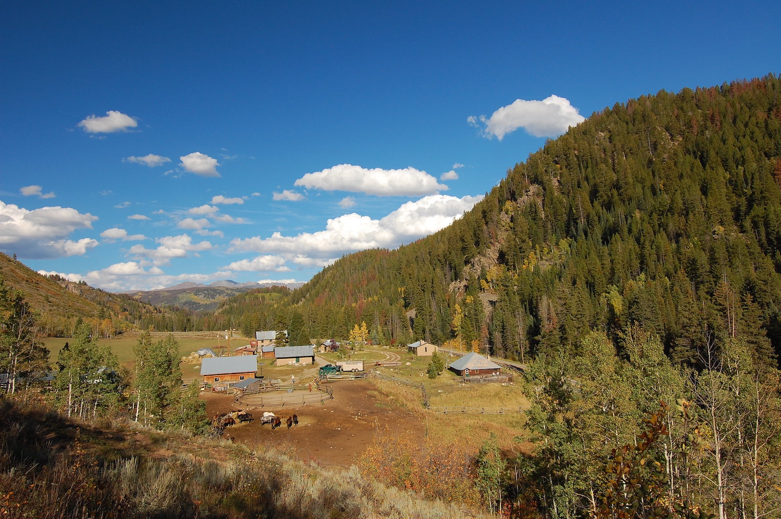 Image of the Elk River Guest Ranch