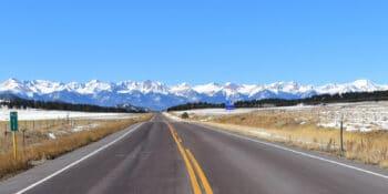 Frontier Pathways Byway Highway 96 Colorado