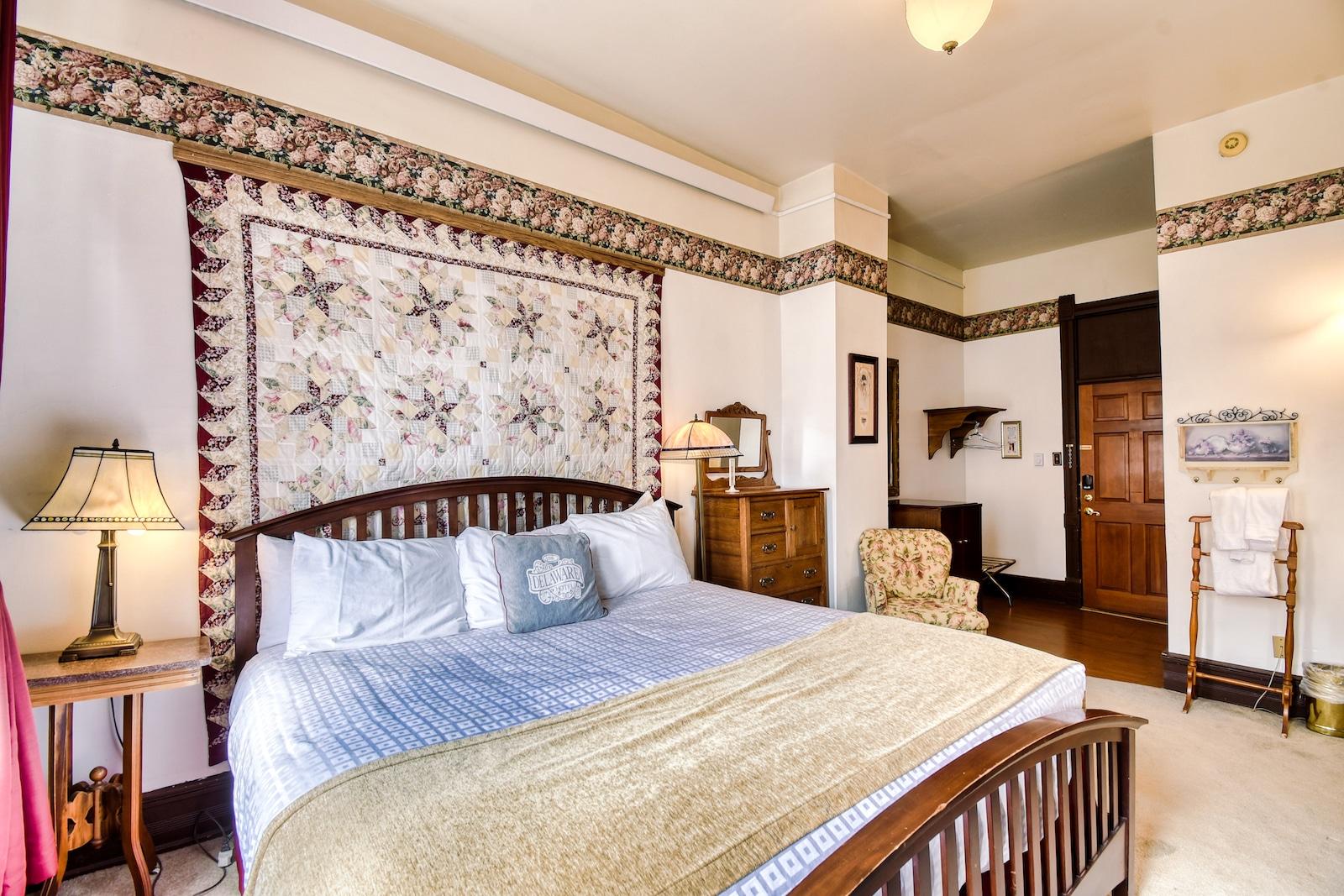 Delaware Hotel Room Leadville CO