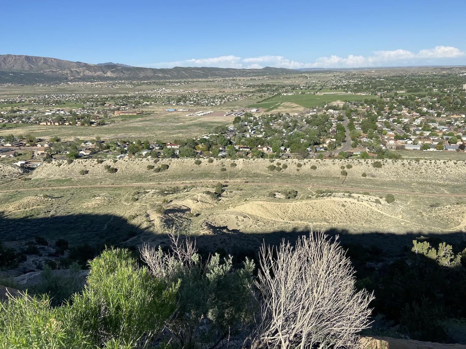 Hogback Open Space Recreation Area Canon City