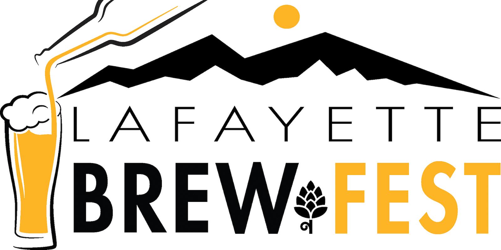 Image of the Lafayette Brew Fest logo