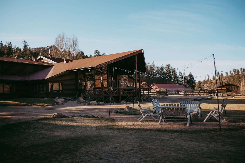 Image of the Lost Valley Ranch in Sedalia, Colorado
