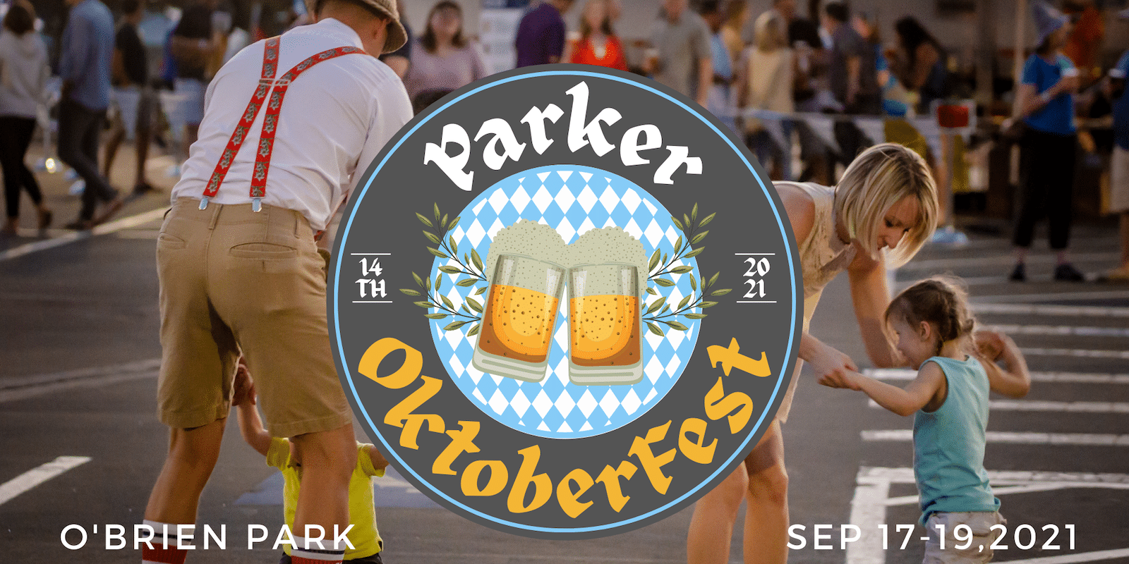 Image of the Parker Oktoberfest event information