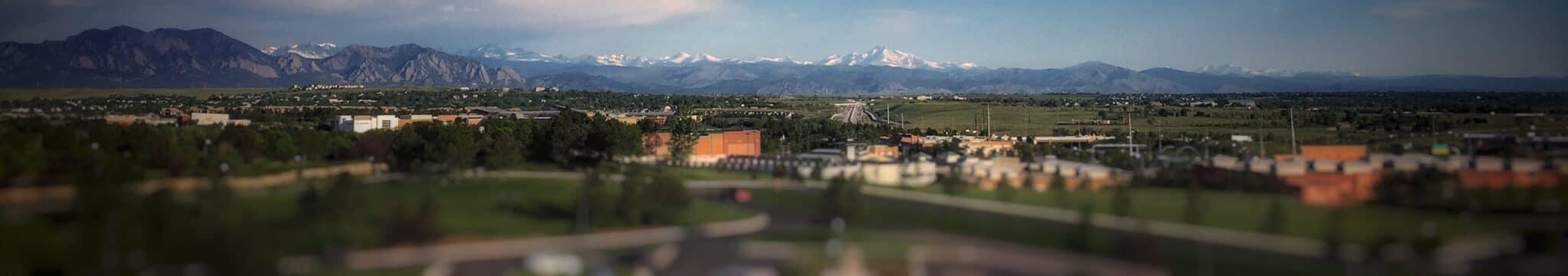 Rocky Mountain Front Range Broomfield CO