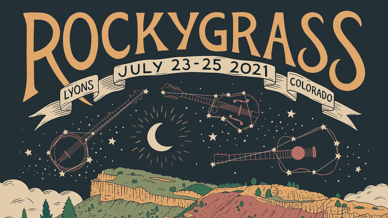 Rockygrass Festival Colorado
