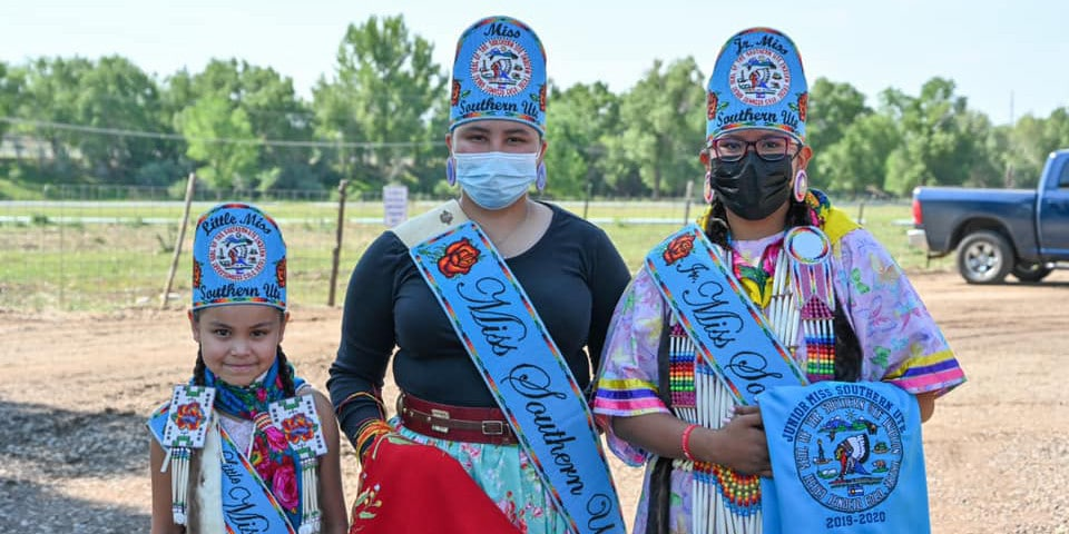 Image of the Little Miss, Junior Miss, and Miss Southern Ute