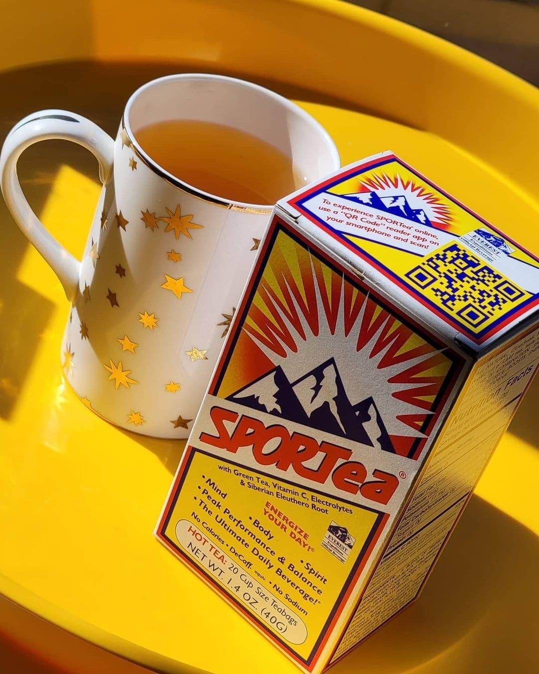 Image of SPORTea in a mug