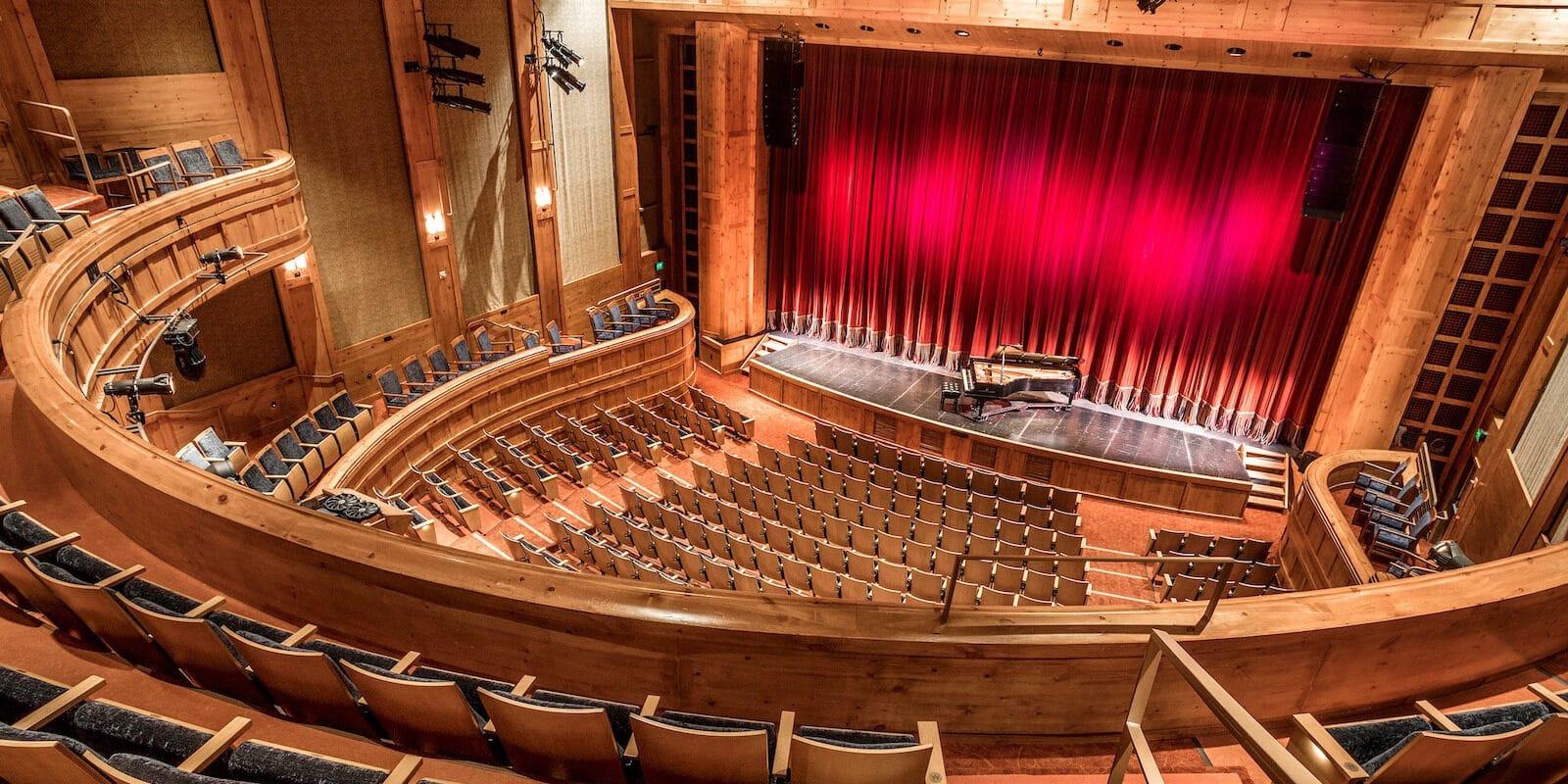 Image of Vilar Performing Arts Center in Beaver Creek, Colorado